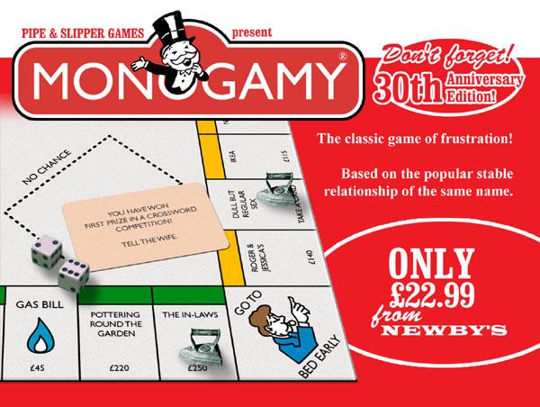monogamy its essence and benefits essay